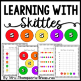 Learning With Skittles - Graphing, Patterns, Sorting