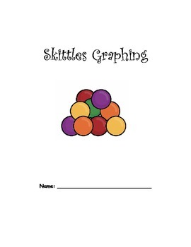 Skittles Graphing Activity - VA SOL 3.17
