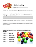 Skittles Graphing- Bar Graph