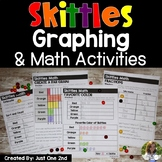 Skittles Graphing & Math Activities