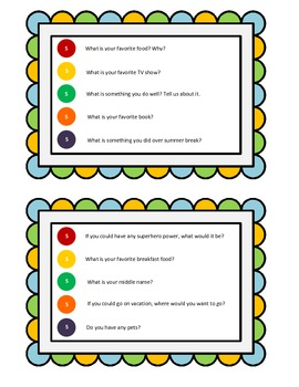 Skittles Ice Breaker: A Get-to-Know-You Activity