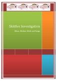 Skittles Investigation: Mean, Mode, Median and Range