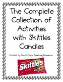 Skittles Math: A Set of 6 Hands-On Math Activities