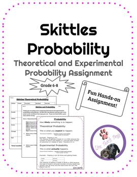 Skittles Probability Assignment