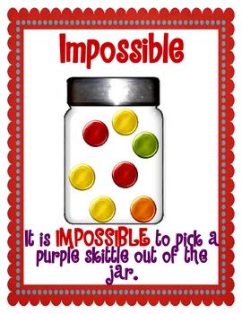 Skittles Probability Poster... by Mrs. Patton | Teachers Pay Teachers