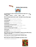 Skittles Ratio Activity