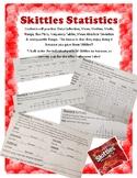 Skittles Statistics