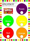 Skittles themed Math Activities