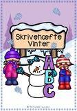 Skrivehæfte Vinter