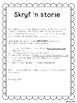 Afrikaans Skryf 'n Storie in Graad 1 & 2 KABV/CAPS doelwit