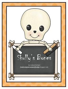 Skully's Bones: Label the Bones