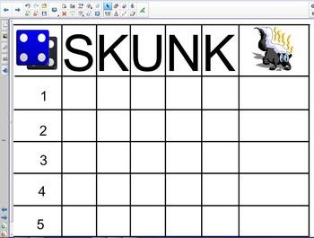 Skunk - Probability