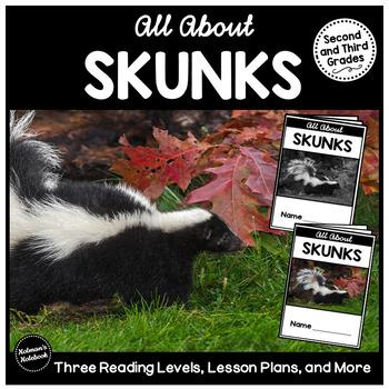 Skunks Nonfiction Reading