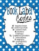 Sky Blue Polka Dot Genre and AR Classroom Library Kit - Now Editable