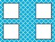 Sky Blue Tile Classroom Tags and Labels