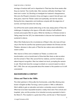 Sky Burial Insight Text Article