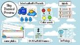 Sky Classroom Theme