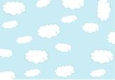 Sky Cloud Theme classroom Decoration Kit