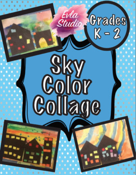 Sky Color Collage