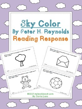 Sky Color Reading Response