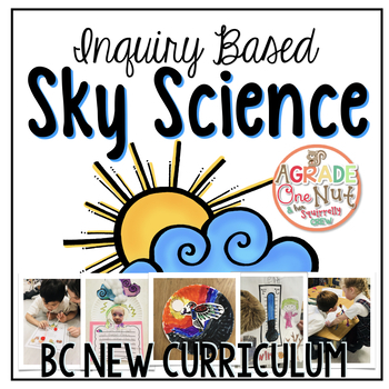 Sky Science Inquiry {Objects in the Sky}