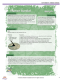 Sky Science - Lesson 12: Human Sundial