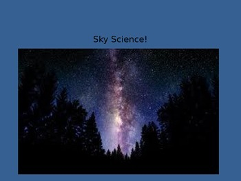 Sky Science PowerPoint