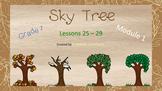 Sky Tree (Wit & Wisdom, Module 1 Lessons 25-29) PowerPoint Slides