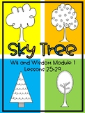Sky Tree (Wit and Wisdom Grade 2 Module 1 Lessons 25-29)
