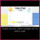 Sky and Weather - Digital Science Journal (Great for Google Classroom!)