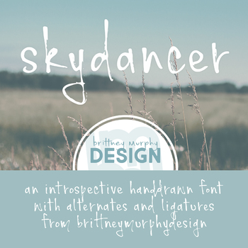 Skydancer Font for Commercial Use