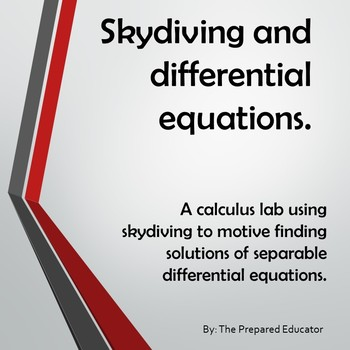 Skydiving and Differential Equations