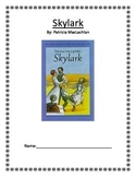 Skylark Discussion Guide