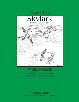 Skylark - Novel-Ties Study Guide