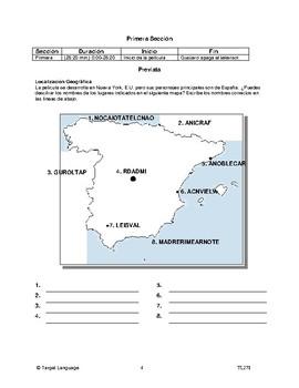 Skyline-Spanish Study Guide