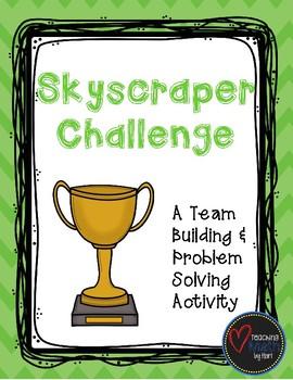 Skyscraper Challenge - A Team Building Activity