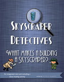 Skyscraper Detectives - An Integrated Mini-unit about Skyscrapers