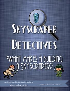 Skyscraper Detectives - An Integrated Mini-unit about Skyscrapers
