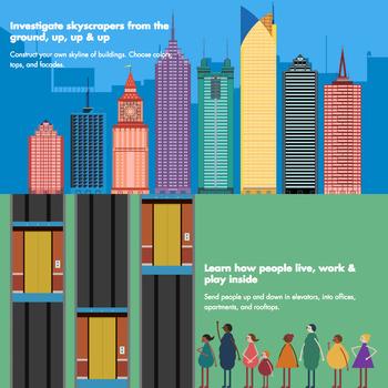 Skyscrapers Handbook & Educator Guide Bundle