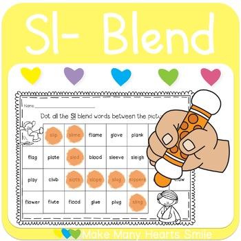 Dot a Path: Sl Blend