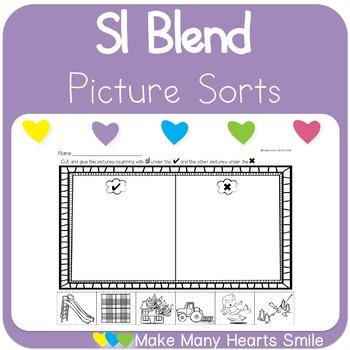 Sl Blend Sorts    MMHS32