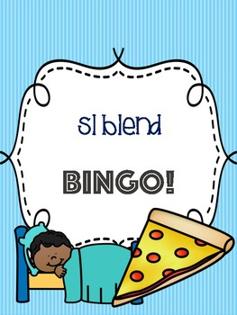 Sl Blend Bingo [10 playing cards]