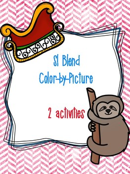 Sl Blend Color-by-Picture