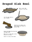 Slab Bowl Handout