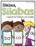Sílabas, Sílabas--Spanish Syllable Reading Fluency
