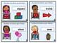 Silabas Trabadas con l Tarjetas de trabajo Spanish l Blends Task Cards