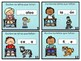 Silabas Trabadas con r Tarjetas de trabajo Spanish r Blends Task Cards