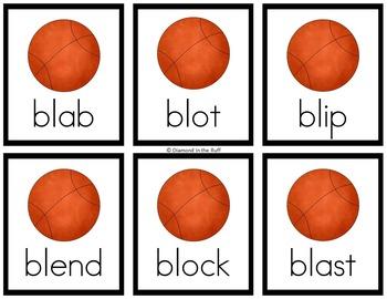 A Blends Game: Slam Dunk