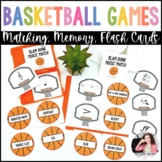 Slam Dunk! Basketball Themed Music Symbol Matching Game