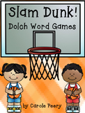 Dolch Word Games Slam Dunk!